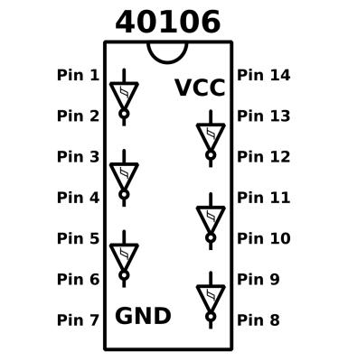 40106_pinout