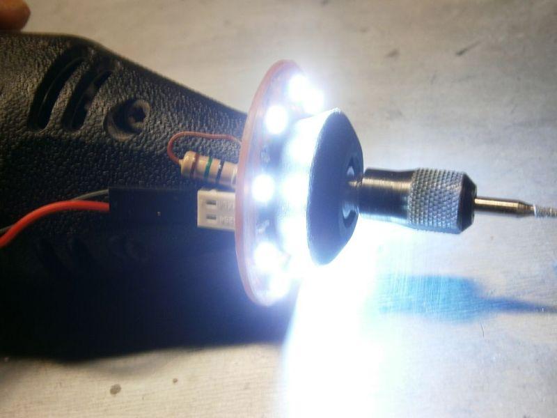 Dremel Light Ring