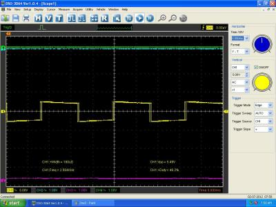 image of scope trace