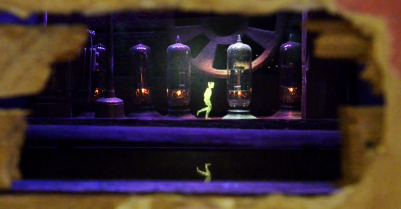 Interactive Projections Take Miniature Golfers To A Tiny