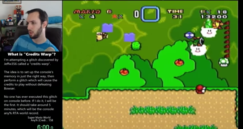 Reprogramming Super Mario World From Inside The Game | Hackaday