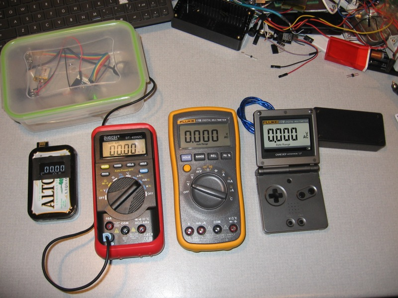 Give Your Multimeter A Wireless Remote Display | Hackaday