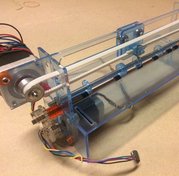 Simple DIY Pen Plotter, Great First CNC Project | Hackaday