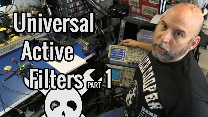 Universal Active Filters Part 1