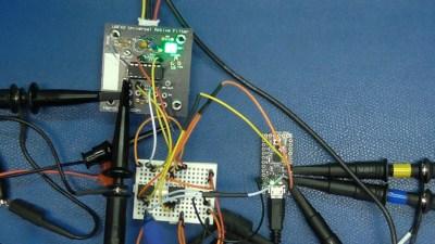 Active Filer, Digital Potentiometer and Hackaday Pro Trinket