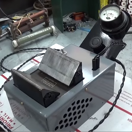 [mike] shows us how to use an armature growler | hackaday