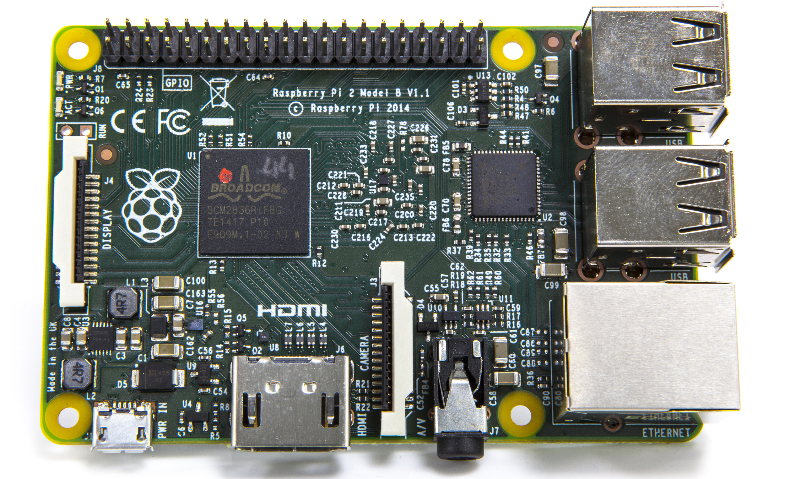 Introducing The Raspberry Pi 2   Hackaday