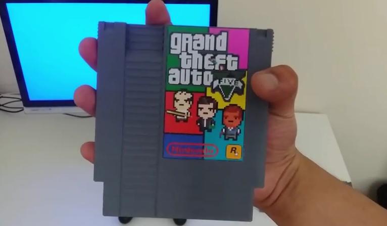 PS4 NES