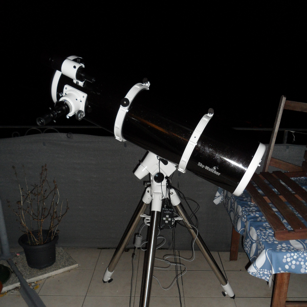 Cheap USB Control For Your Telescope | Hackaday