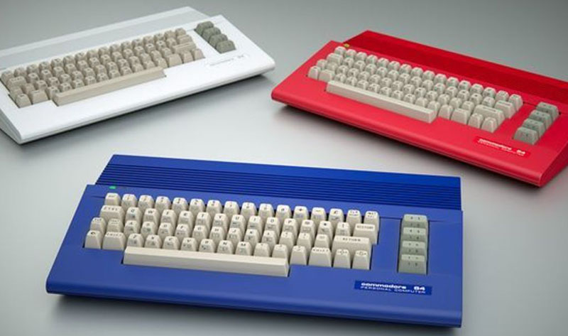 Hackaday Retro Edition: A New Commodore 64 Case | Hackaday