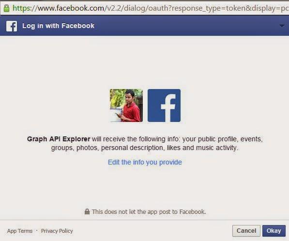 Exposing Private Facebook Photos With A Malicious App | Hackaday