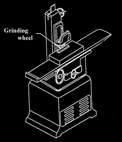 Surface Grinder DIY