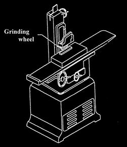 Surface Grinder DIY