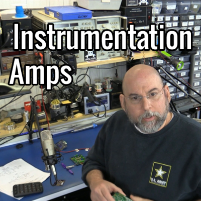 Instrumentation Amplifiers with Bil Herd