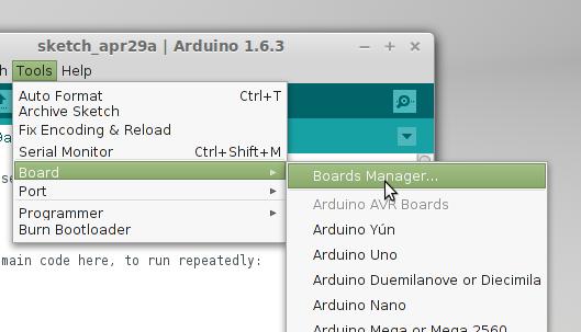 adafruit-board-manager