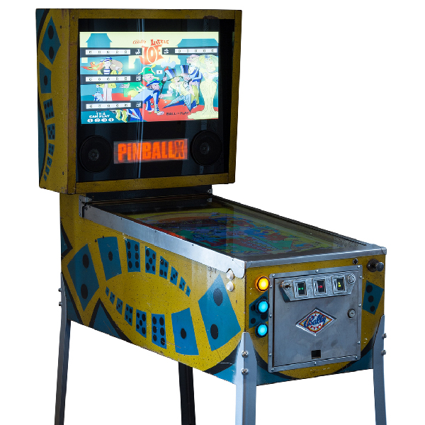 Building A Pinball Emulator | Hackaday