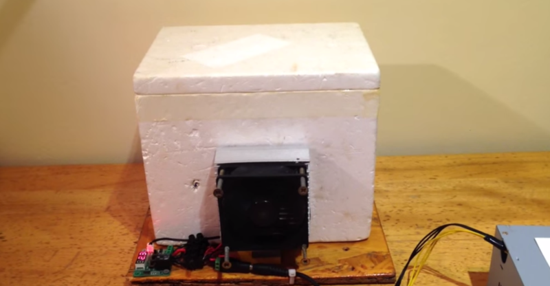 Building Your Own Mini Fridge Hackaday