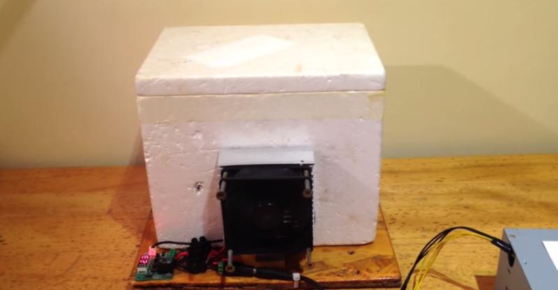 Building Your Own Mini Fridge? | Hackaday