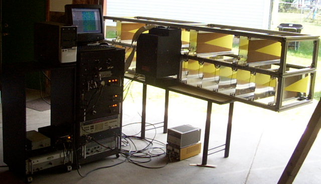 Build A Phased Array Radar In Your Garage That Sees Through