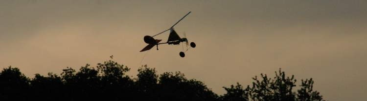 RC Plane Converted To Autogyro | Hackaday