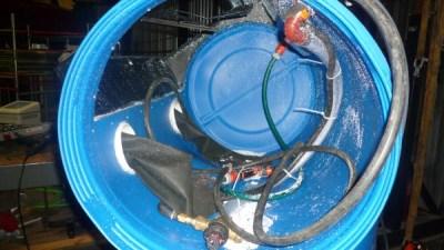 DIY Wet Media Blast Cabinet | Hackaday