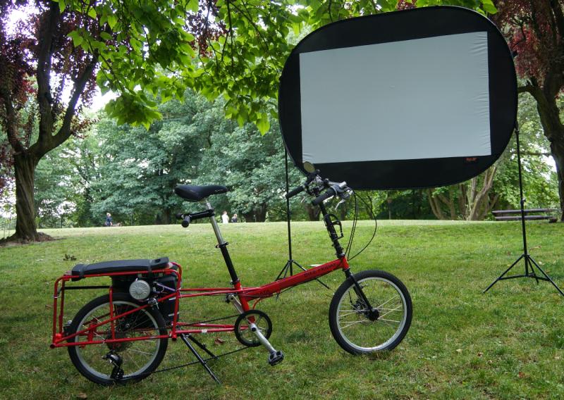 Bike Cinema