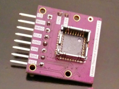 Hacklet 47 – Thermal Imaging Projects | Hackaday