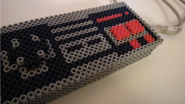 Craft Bead NES Controller