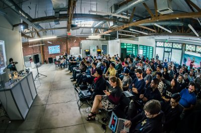 Zero to Product workshop in Pasadena a few weeks ago