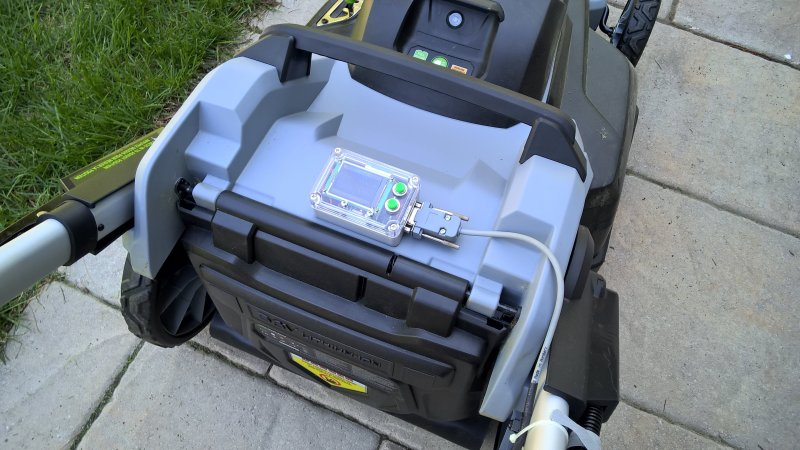 IOT Lawnmower