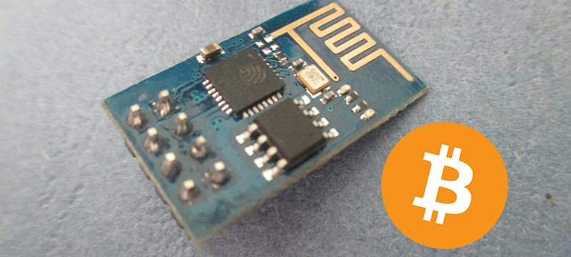 Tracking Bitcoin With The ESP8266   Hackaday