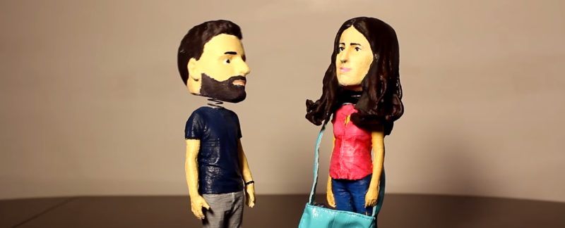Making A Bobblehead Of You | Hackaday