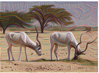 Google's 'Inceptionism' turned out some trippy images but it still doesn't know what it's looking at.