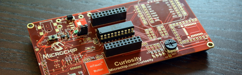 Review: Microchip Curiosity Is A Gorgeous New 8-bit Dev