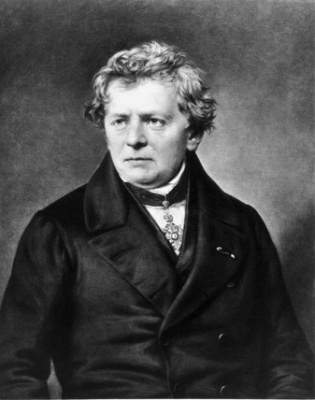 Georg Ohm via Wikipedia