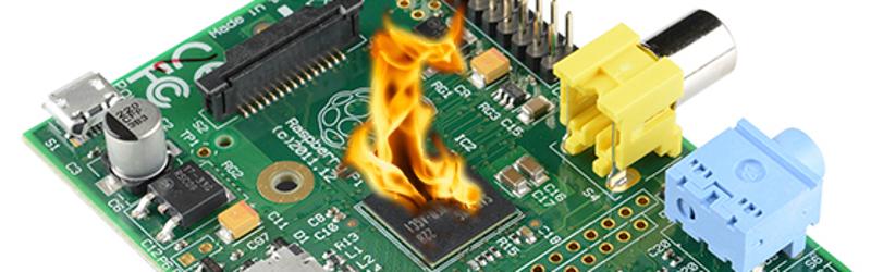 Raspberry Pi Halt And Catch… Well, Halt   Hackaday
