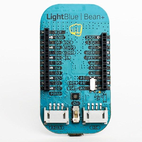 LightBlue Bean+ Adds Battery, Connectors, Price | Hackaday
