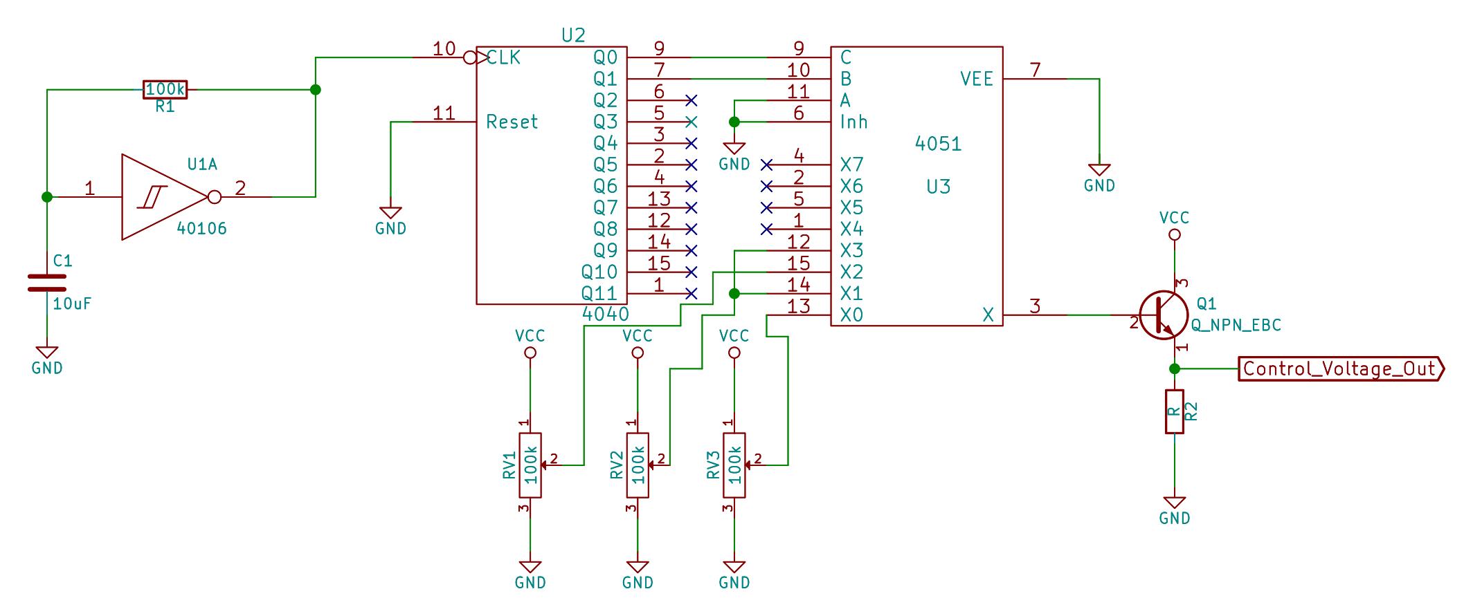 Temperature To Voltage Converter Circuit