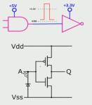 AHCT w/o high side diode