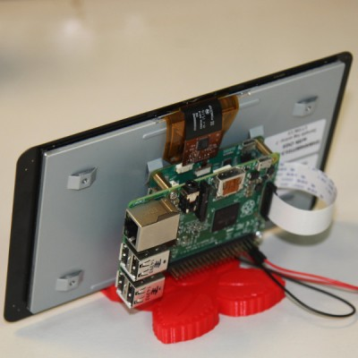 Finally, An Official Display For The Raspberry Pi | Hackaday