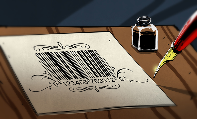 The Eloquence Of The Barcode | Hackaday