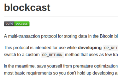 blockcast-webpage-screenshot