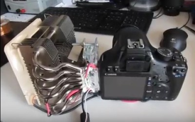 camerapelt