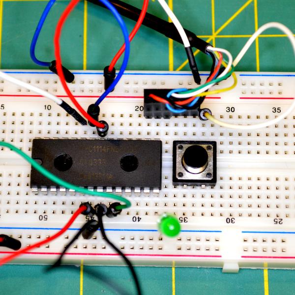 ARMing A Breadboard — Everyone Should Program An ARM | Hackaday