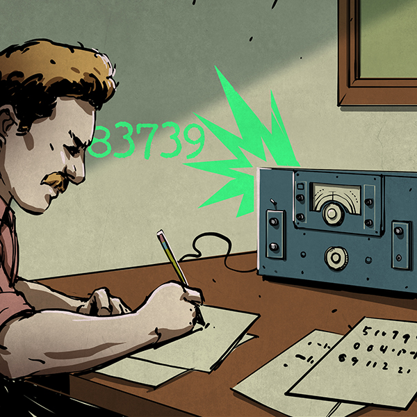Secret Radio Stations By The Numbers | Hackaday