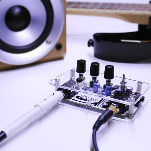 1Wamp, An Open Hardware Guitar Amplifier | Hackaday