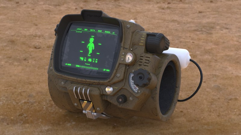 pip boy 3000 bluetooth edition