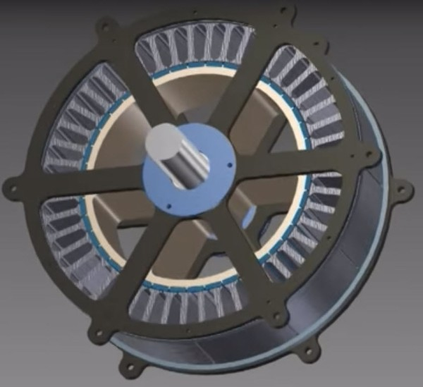 EV Motor Not Powerful Enough? Make Your Own  | Hackaday