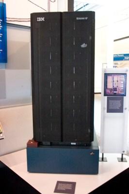 Deep Blue computer